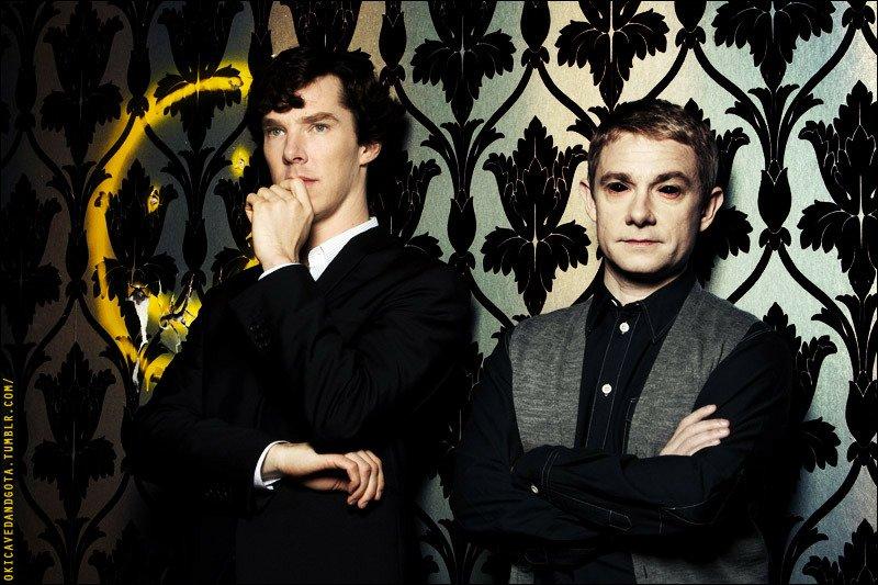 A Certain Kind of Hunger – MapleleafCameo – Sherlock (TV
